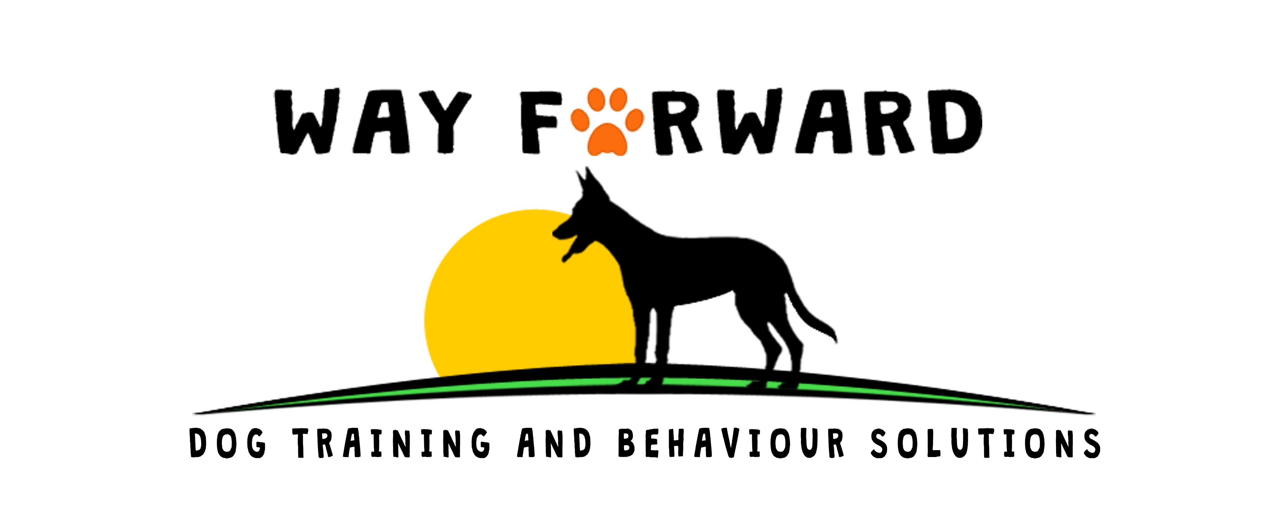 Way Forward Dog Training Solutions